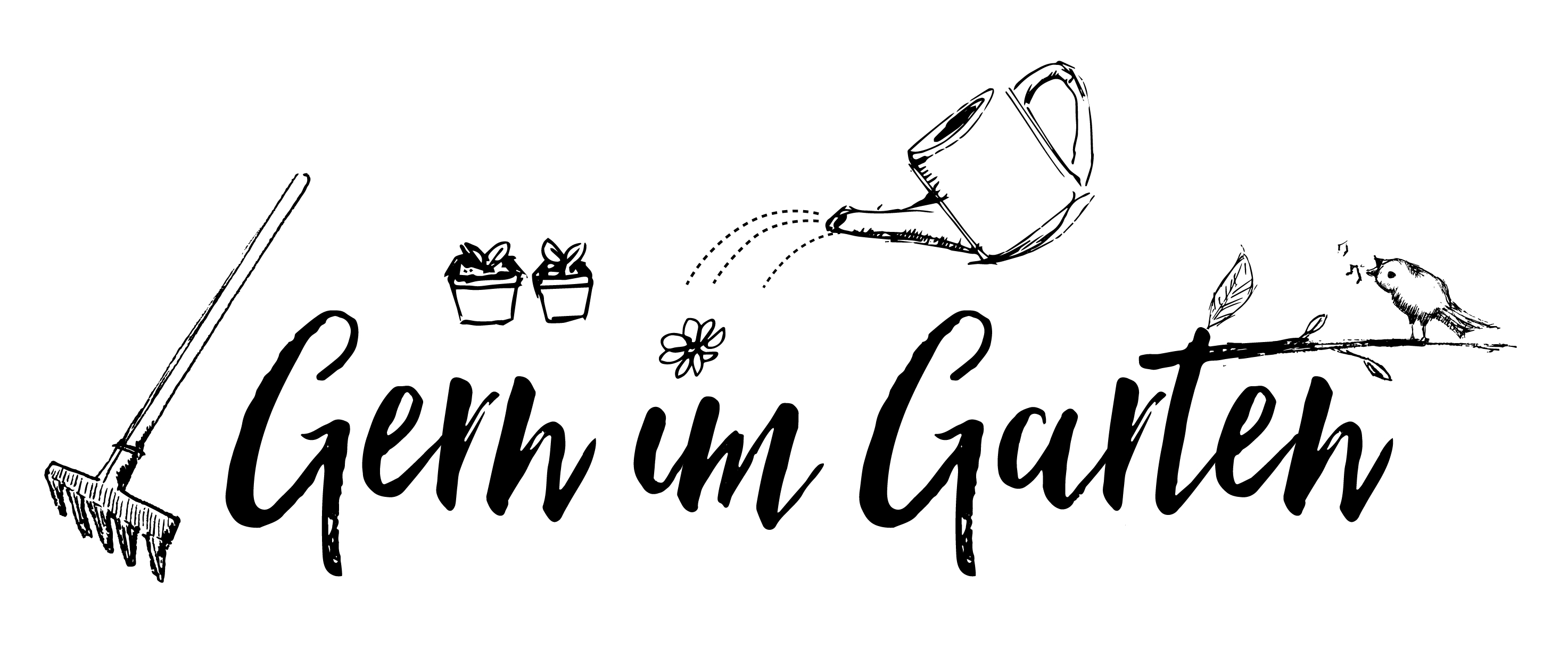 Gern im Garten