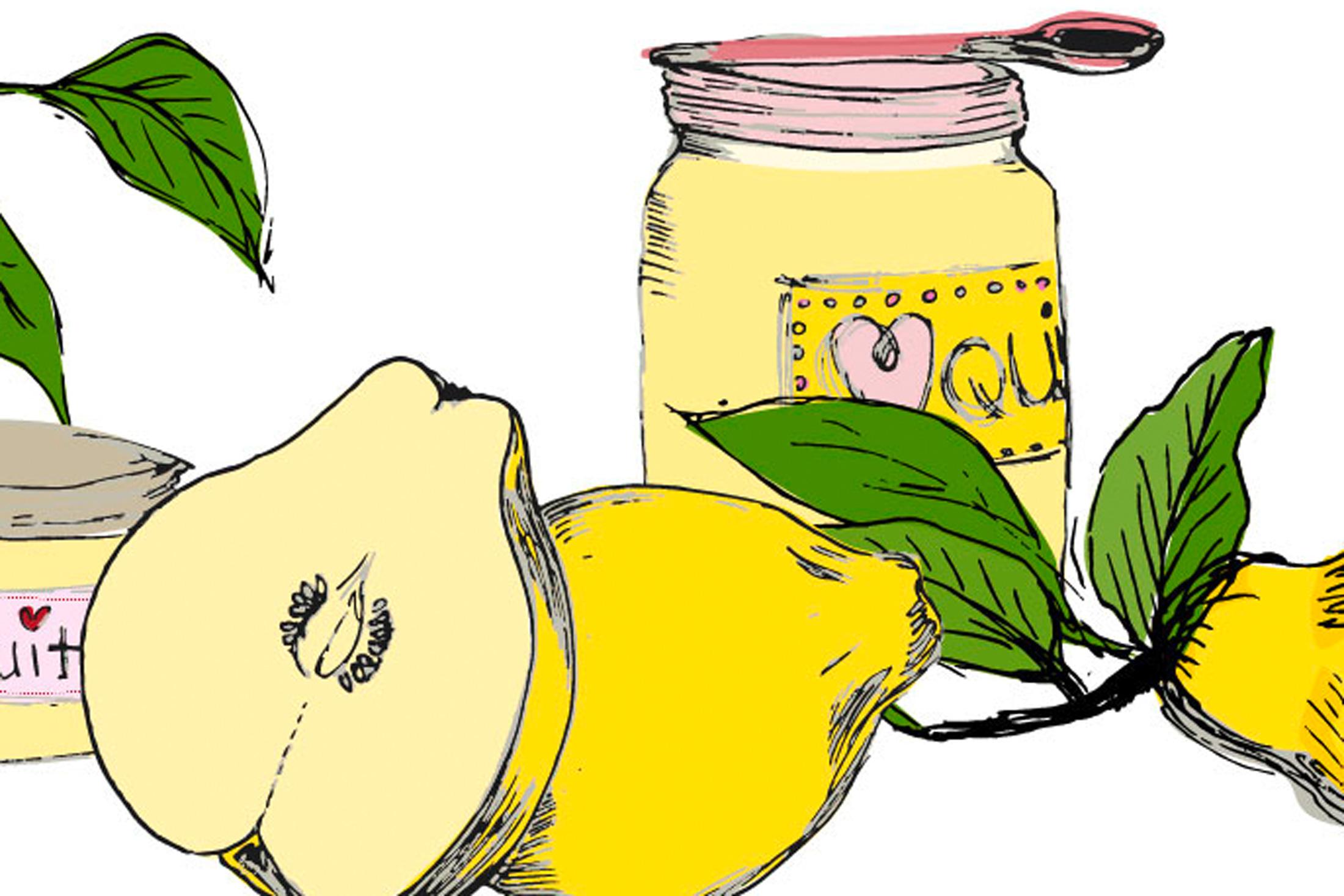 Quittengelee – einfach zubereitet schmeckt es am köstlichsten