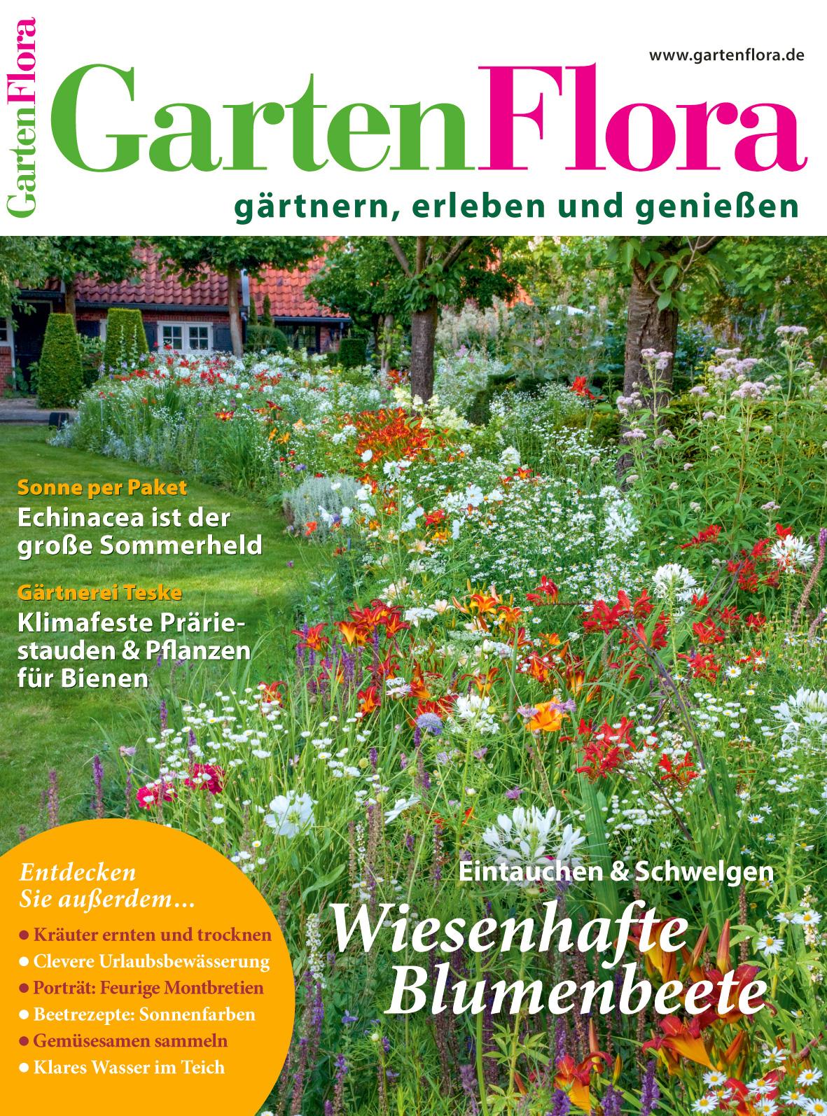 Garten Flora Ausgabe August 2020