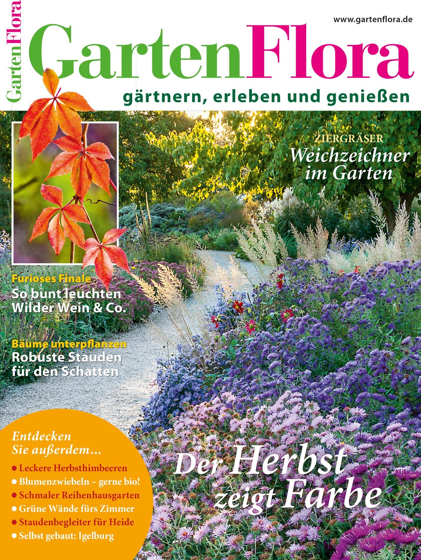 Garten Flora Igelhaus bauen